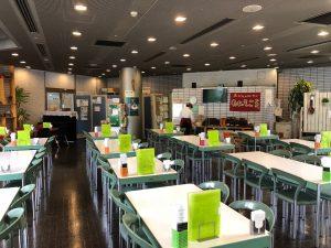 練馬 区役所 レストラン